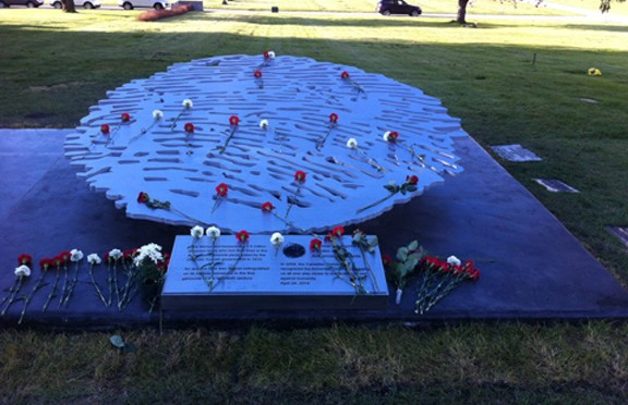 New Genocide Monument Unveiled in Vancouver