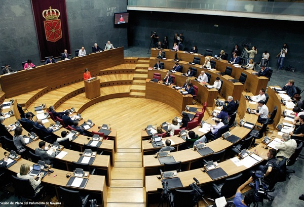 The Parliament of Navarre