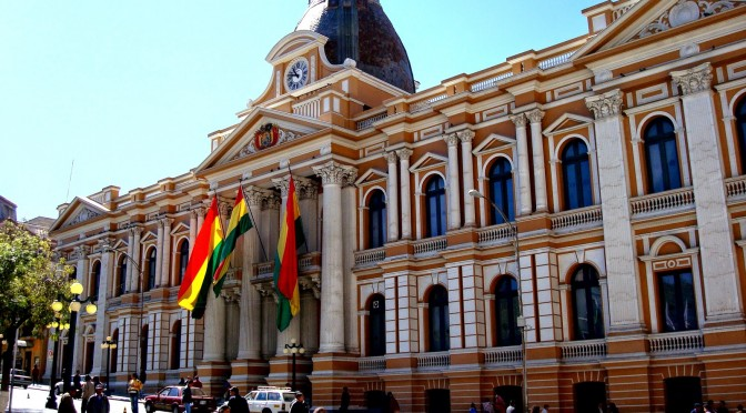 Bolivia Unanimously Approved a Resolution on the Armenian Genocide