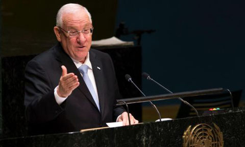 Israel President implicitly recognizes Armenian Genocide during General Assembly Holocaust memorial