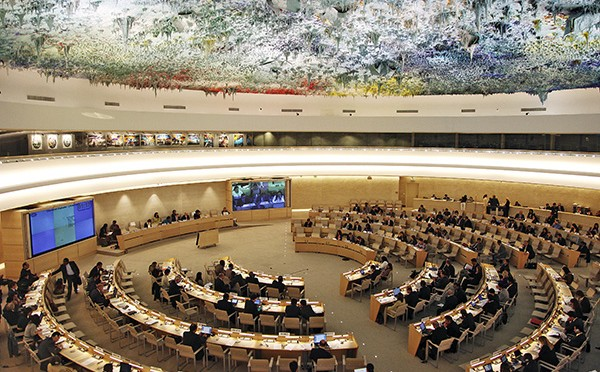 UNHRC Adopts Armenia-Authored Genocide Prevention Resolution