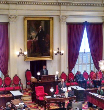 Vermont State Legislature Unanimously Adopts Armenian Genocide Centennial Resolution