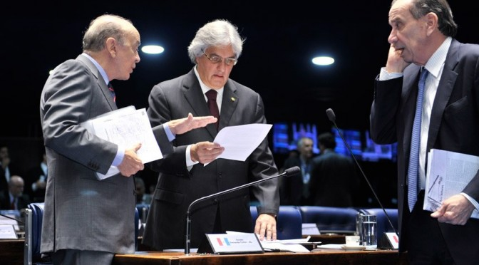 Federal Senate of Brazil Recognizes the Armenian Genocide