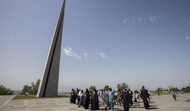 Statement on the centenary of the Armenian genocide