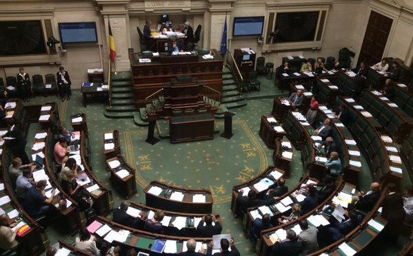 Belgian Chamber of Deputies Recognises the Armenian Genocide
