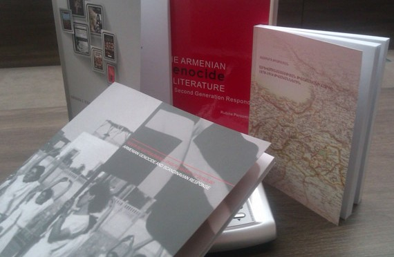Armenian Genocide Museum-Institute presents four new volumes