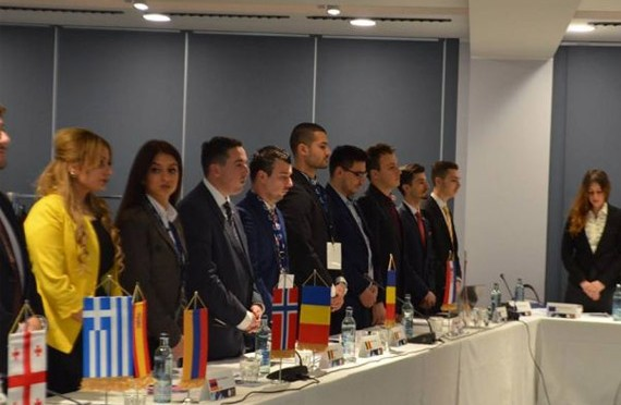 European Democrat Students adopts resolution to recognize Armenian Genocide