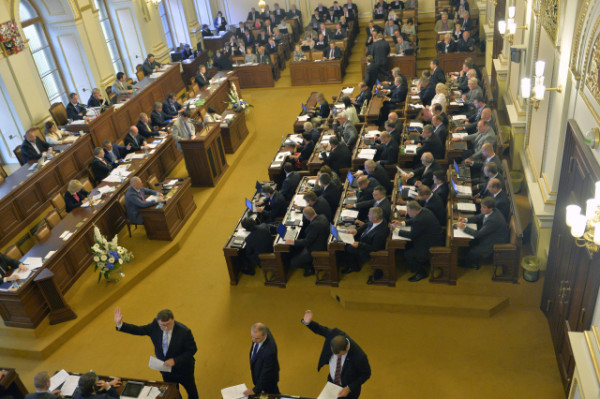Czech Chamber of Deputies Approves Armenian Genocide Resolution (FOTO: ČTK)