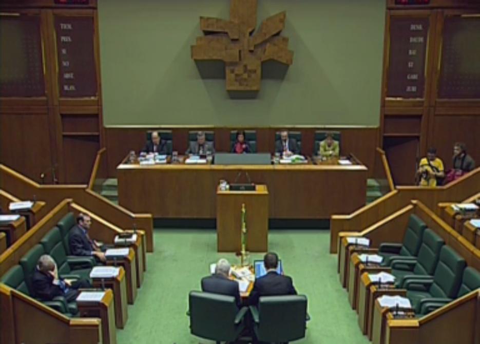 Parlamento Vasco: Declaración institucional en el 90 aniversario del genocidio armenio